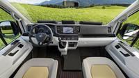 Volkswagen Crafter, studie California XXL