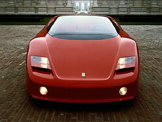Koncept Ferrari Mythos