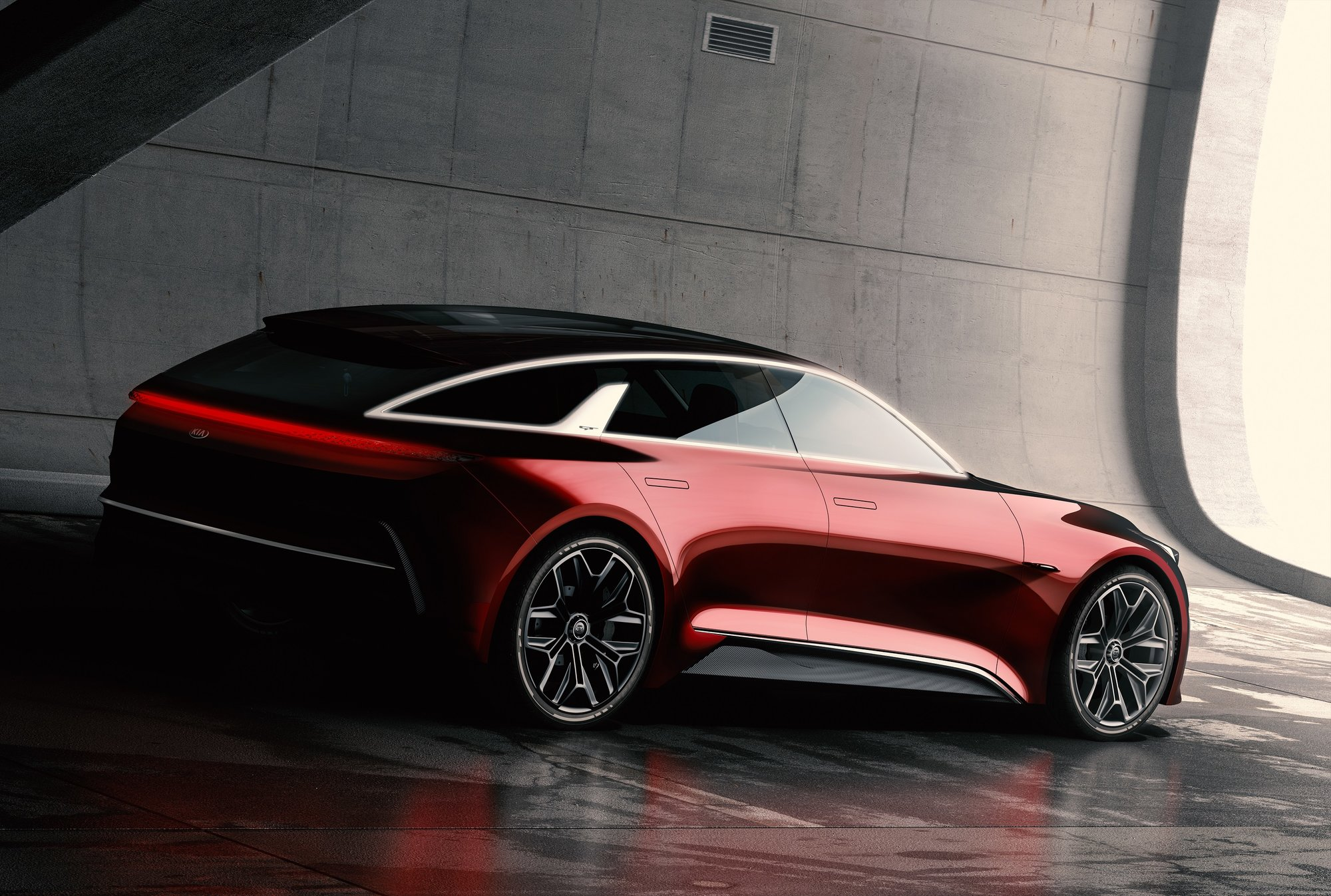 Koncept nové generace vozu Kia cee´d