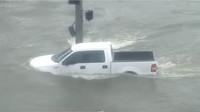 Katastrofální následky záplav v Texasu