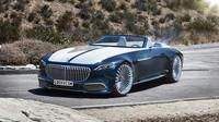 Produkční verze Vision Mercedes-Maybach 6 Cabrio? Mohla by vypadat nějak takto