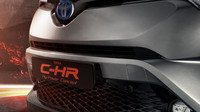 Toyota C-HR koncept Hy-Power