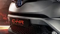 Toyota C-HR koncept Hy-Power