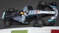 Lewis Hamilton podle očekávání získal pole-position v Japonsku (ilustrační foto)