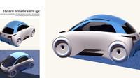 BMW i1 ISETTA