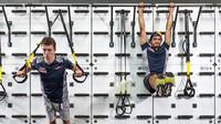 Daniil Kvjat a Carslo Sainz si zacvičili v Itálii