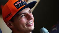 Verstappen odpovídal na otázky týkající se blízké i daleké budoucnosti