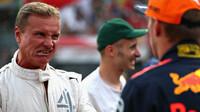 David Coulthard emočně vysvětluje působení přetížení