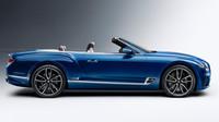 Grafický koncept Bentley Continental GT Convertible