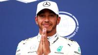 Lewis Hamilton dosáhl 69.pole postion v kvalifikaci v Itálii