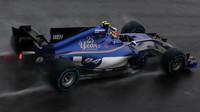 Pascal Wehrlein za deštivé kvalifikace v Itálii