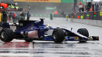 Marcus Ericsson za deštivé kvalifikace v Itálii