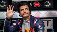 Carlos Sainz za deštivé kvalifikace v Itálii