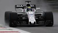 Felipe Massa za deštivé kvalifikace v Itálii