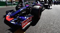 Carlos Sainz před závodem v Itálii