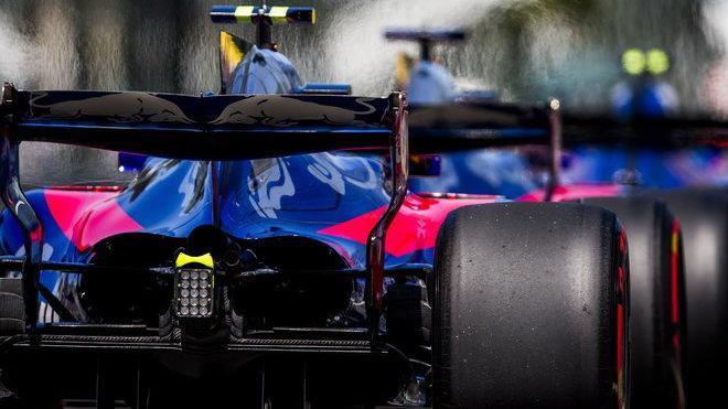 Potvrzeno! Honda bude od příštího roku pohánět vozy Toro Rosso