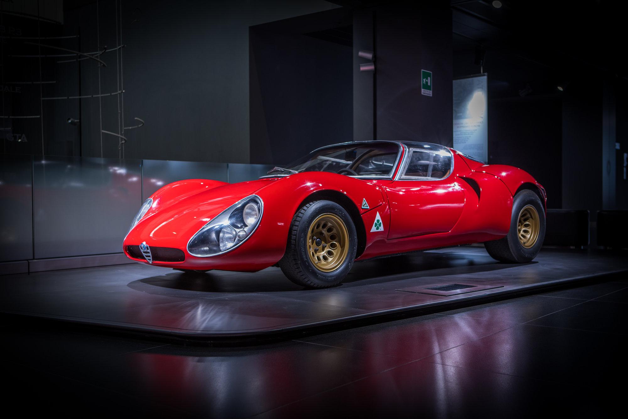 Výběr toho nejlepšího od Alfa Romeo - anotační obrázek