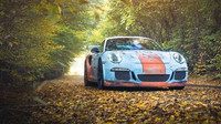 "Porsche 911 GT3 RS ""GULF Livery Project"""