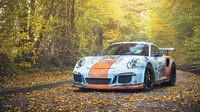 "Porsche 911 GT3 RS ""GULF Livery Project"""