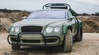 Podobně upravené Bentley Continental GT se na trhu už párkrát objevilo