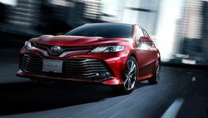 Toyota Camry se vrací do Evropy, pod kapotou nabídne nejmodernější hybrid - anotační obrázek