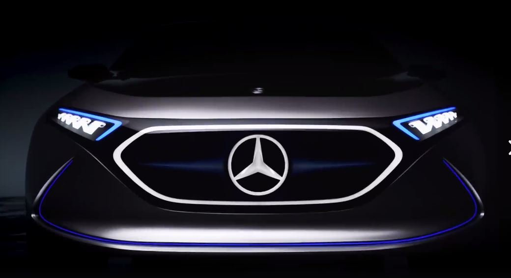 Mercedes-Benz koncept EQ A