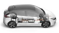 Akumulátor nového Nissanu LEAF