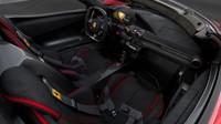 Poslední vyrobené Ferrari LaFerrari Aperta