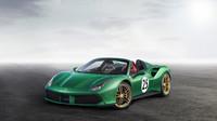"""Ferrari 488 Spider """"Green Jewel"""""""