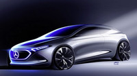 koncept Mercedes-Benz EQ A