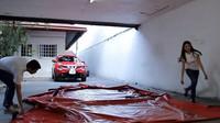FloodGuard: Ochrana vozidel proti záplavám