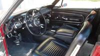 Ford Mustang Fastback V8 1967