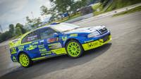 Traiva RallyCup Kopřivnice - září