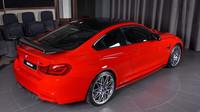 BMW M4 v odstínu Ferrari Red vypadá zatraceně dobře