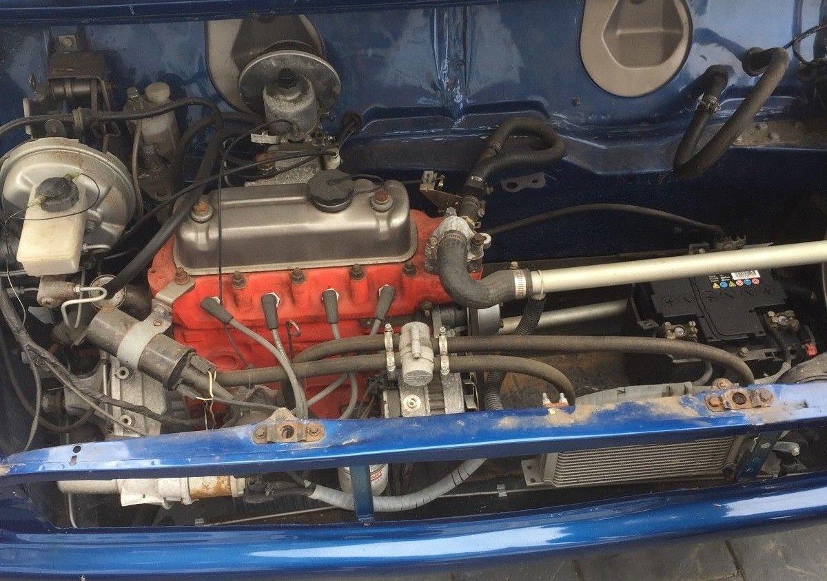 Austin Mini FatBoy je rozhodně jedna z nejabsurdnějších úprav Mini, jakou jste kdy viděli
