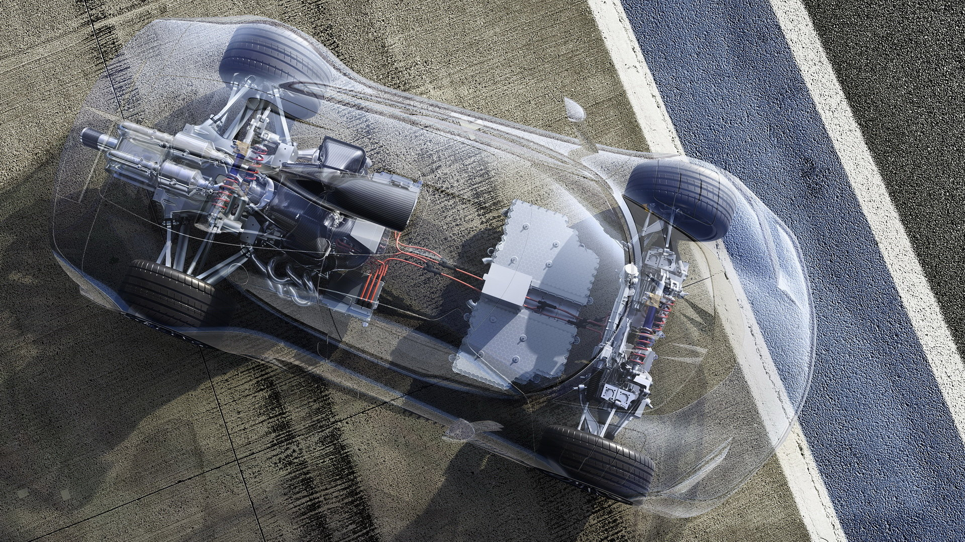 Představení silničního vozu Mercedes-AMG Project ONE