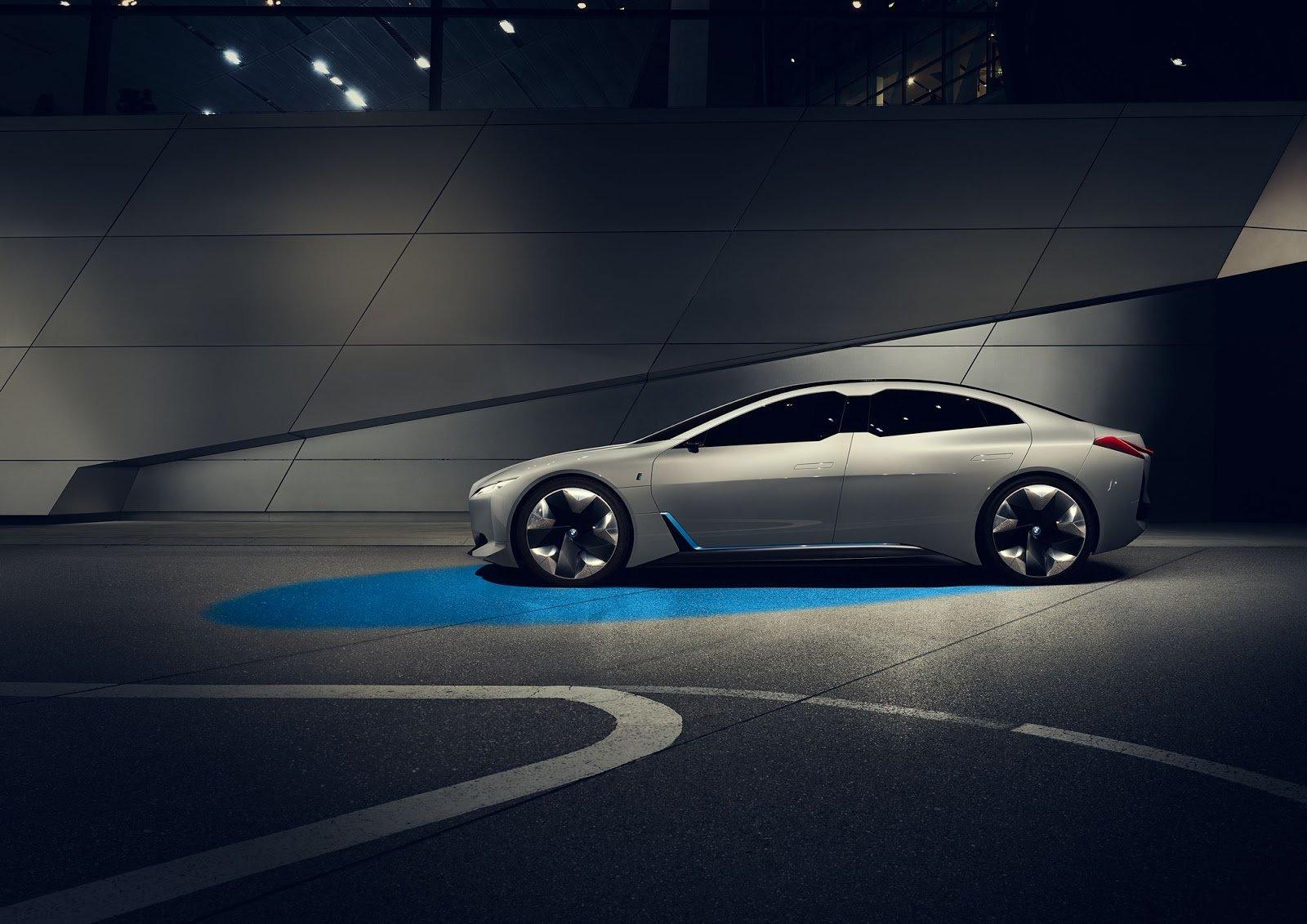 Koncept BMW i Vision Dynamics