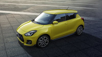 Nové Suzuki Swift Sport