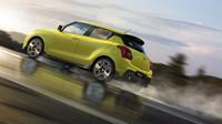Nové Suzuki Swift Sport
