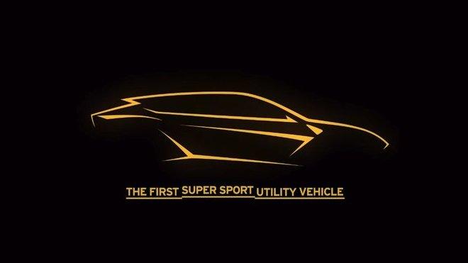 Upoutávka na Lamborghini Urus