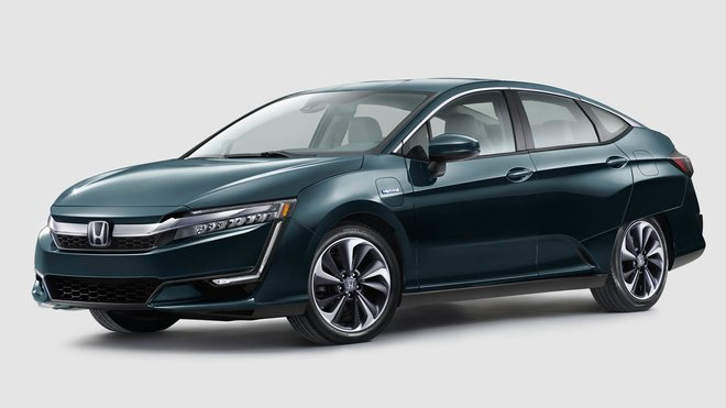Honda Clarity plug-in hybrid