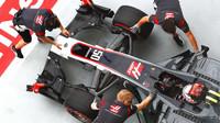 Haas odmítl požadavek Ferrari. Do jedné věci si Američané zkrátka mluvit nenechají - anotační obrázek