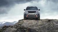 Ilustrační fotografie, Land Rover Discovery SVX