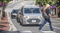 Ford testuje autonomní řízení