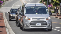 Ilustrační fotografie, Ford testuje autonomní řízení