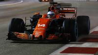 Prověrka Alonsova vozu dopadla dobře, k poškození nedošlo