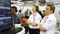 Už to začíná: Honda po rozchodu obviňuje McLaren - anotační foto