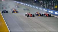 Vettel se dle Verstappena neomluvil. Co vidí na dohře incidentu jeho otec? - anotační foto