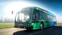 Elektrické autobusy Proterra