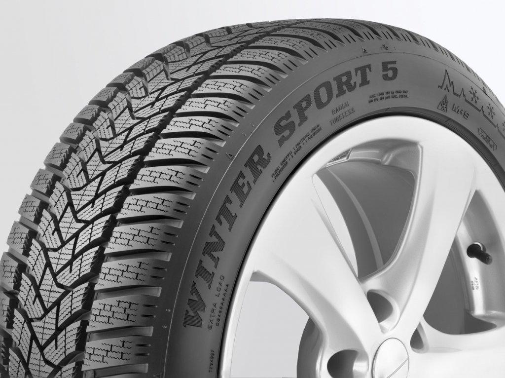 Test pneumatik: Dunlop WinterSport 5